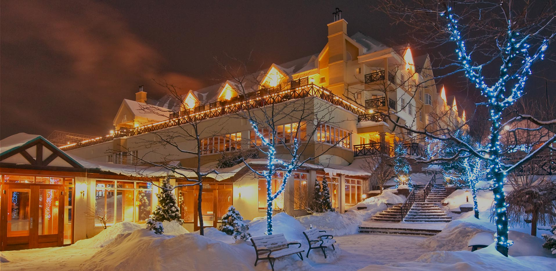 Domaine Château-Bromont - un établissement 4 étoiles pittoresque