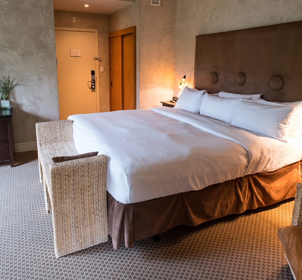 Privilege Rooms - Domaine Château Bromont