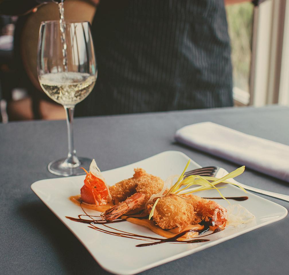 Restaurant 4 Canards - Domaine Château-Bromont