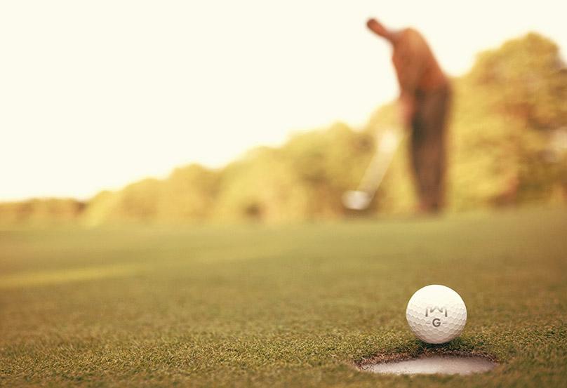 Forfait golf - Domaine Château-Bromont