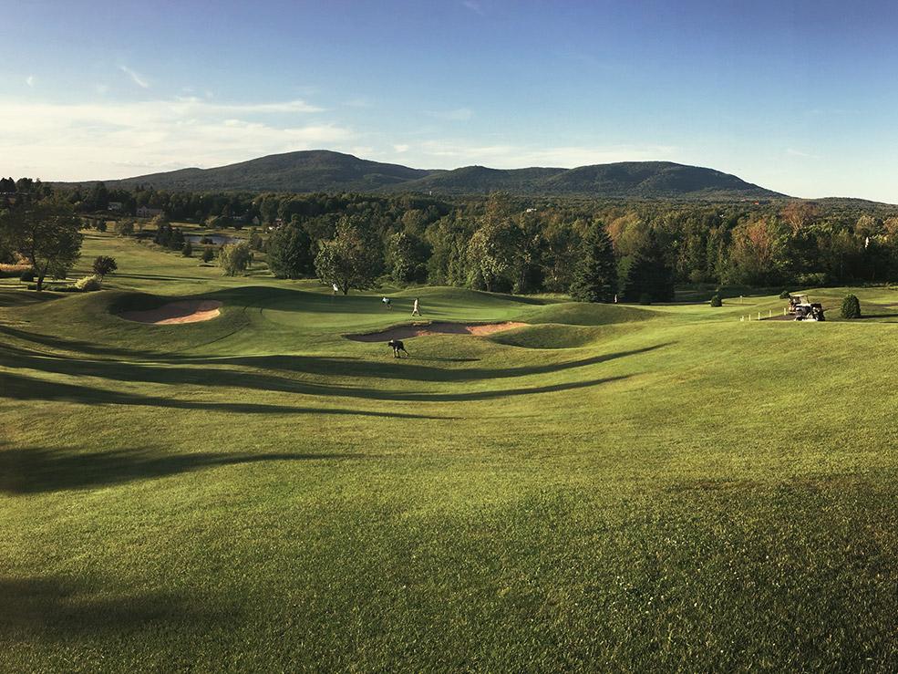 Golf - Domaine Château-Bromont