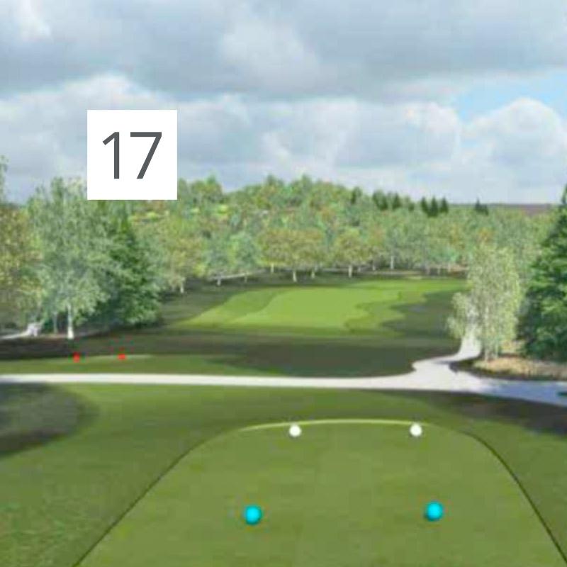Parcours Golf Château-Bomont - 17