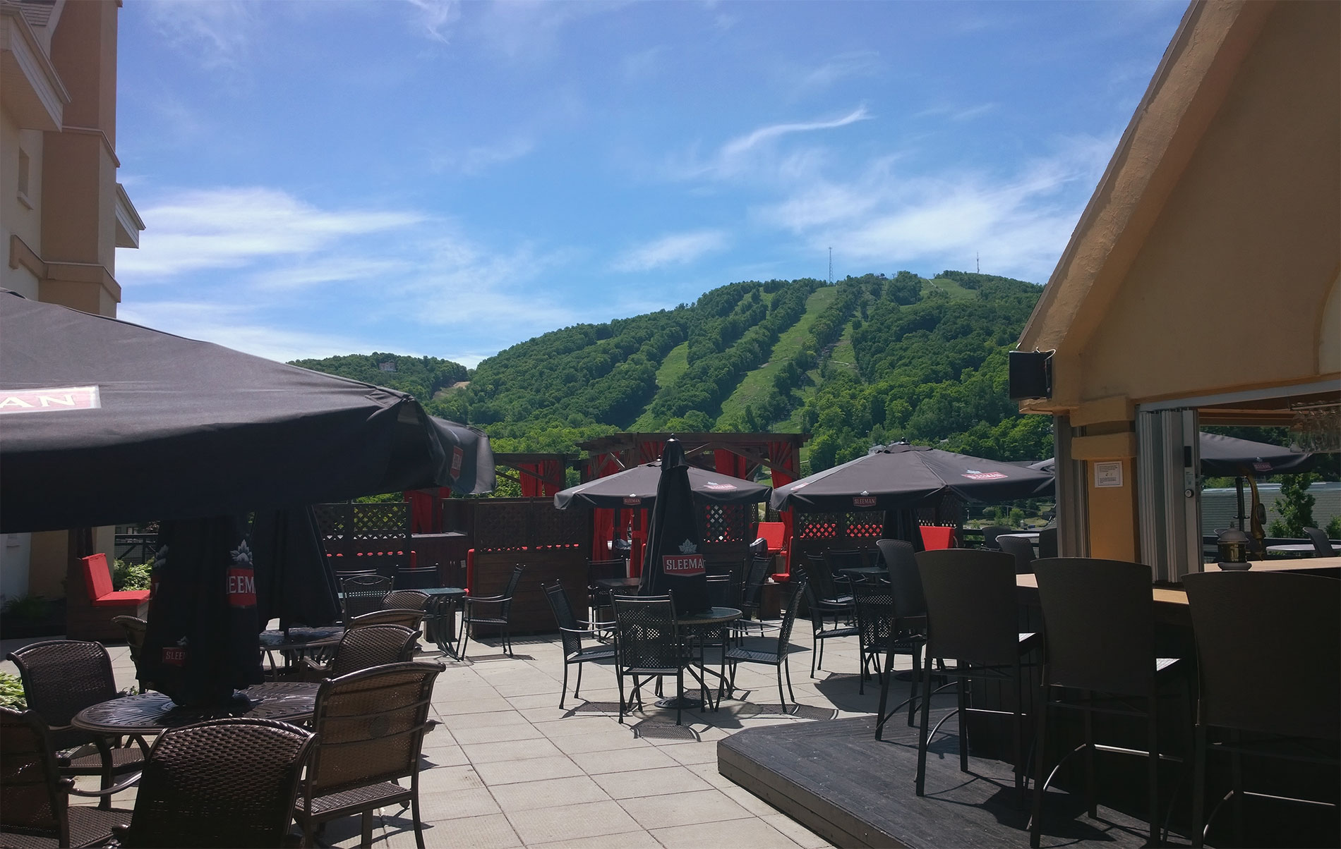 TOP 4 OF BROMONT TERRACES