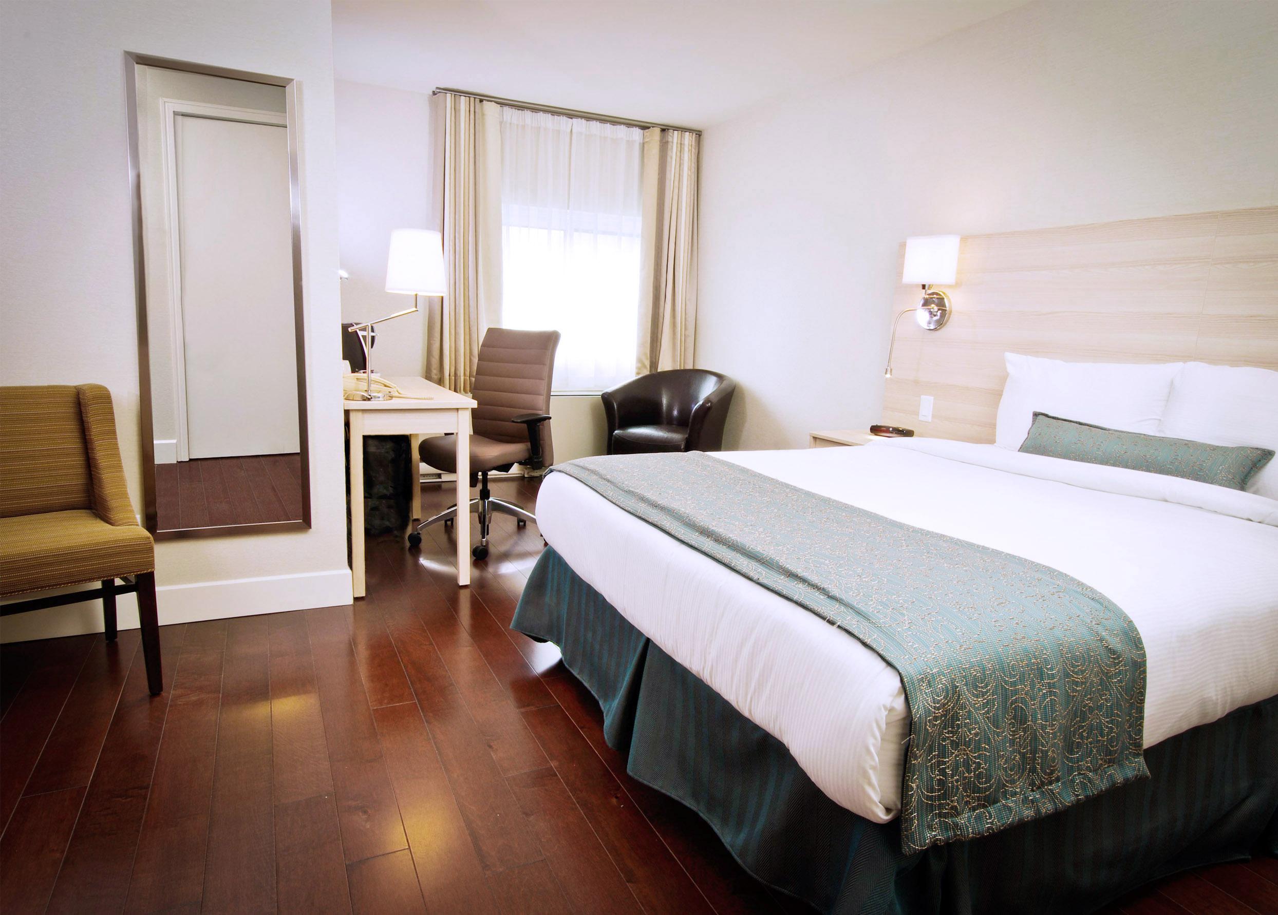 Chambres de l Auberge Bromont Réservations 1 888 276 6668