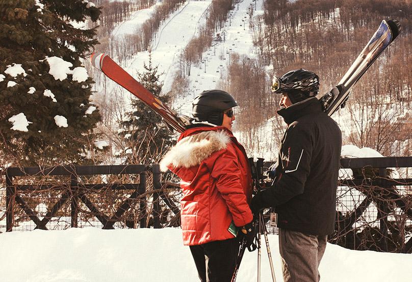 Forfait ski - Domaine du Château-Bromont