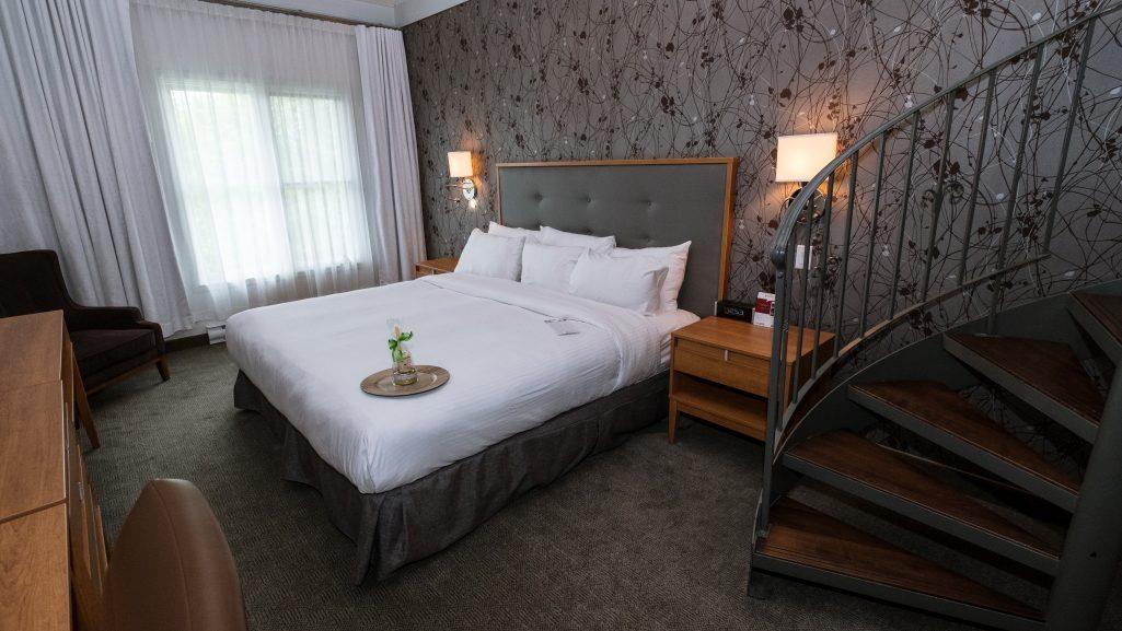 Suite junior | 2 lits - Domaine Château Bromont