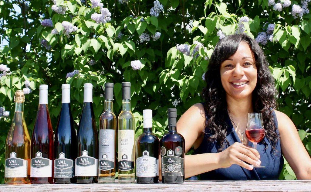 Coup de coeur de la route des vins à Dunham