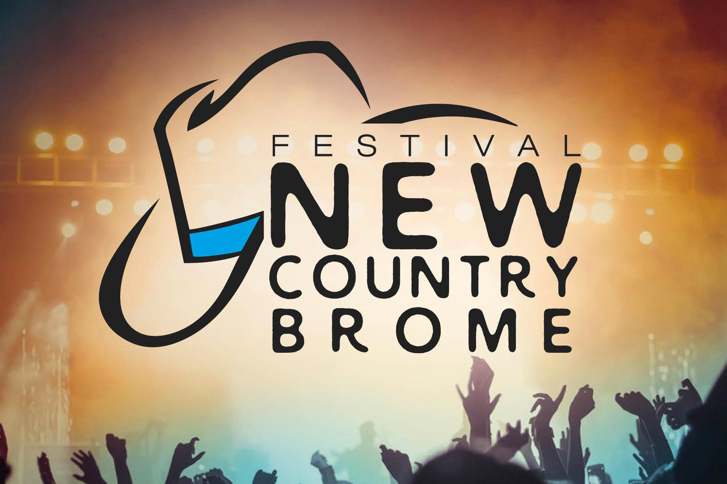 Don't miss out on this summer's new country festival!