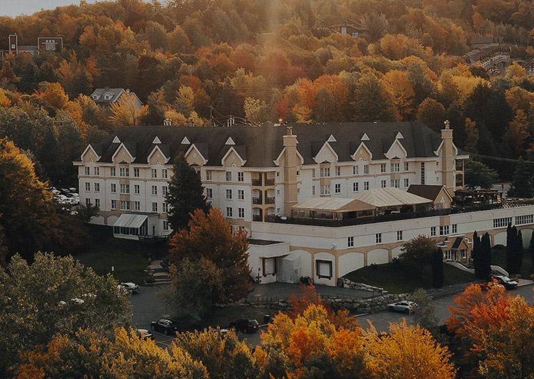 Domaine Château-Bromont - Hôtel, Auberge, Condos, Congrès et Golf à Bromont