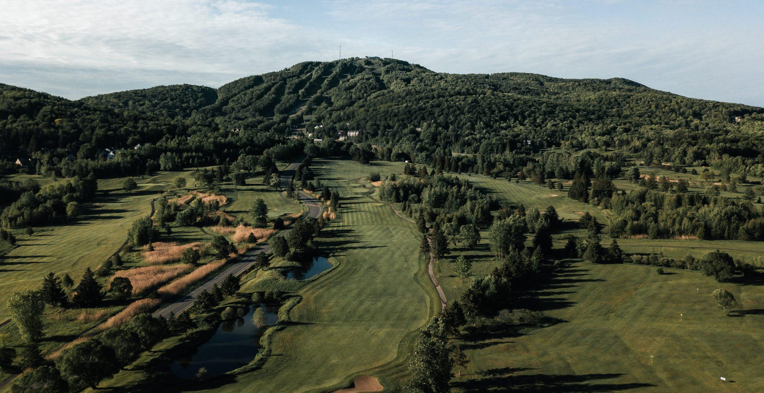 Golf Château-Bromont