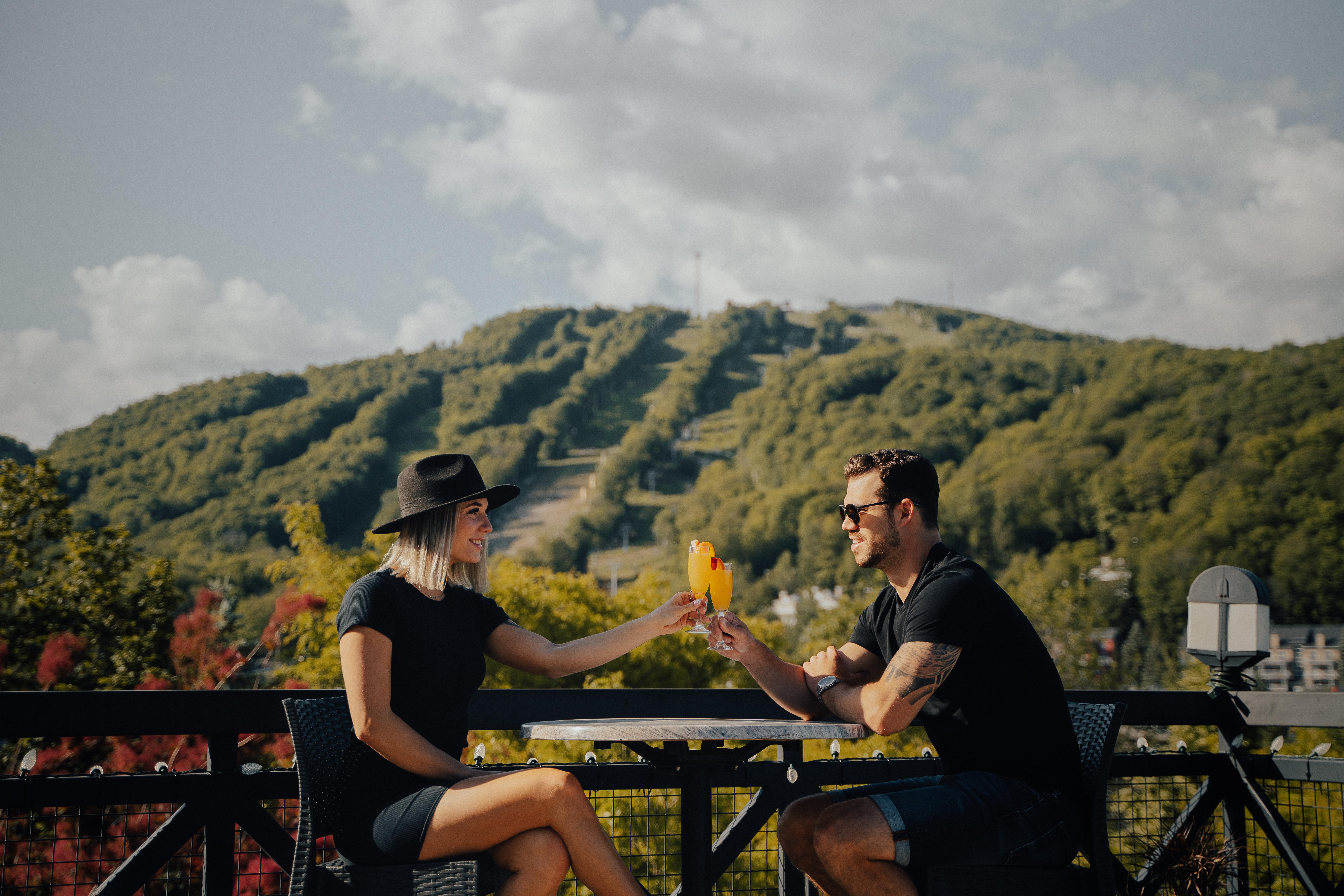 4 façons de célébrer l'été à l'Hôtel Château-Bromont